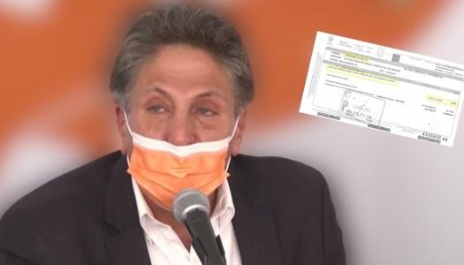 Juan José Frangie, el candidato de MC que se niega a pagar impuestos