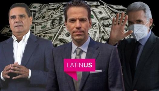 Diputados piden a UIF y FGR investigar el oscuro financiamiento de Latinus