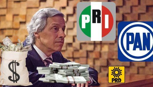 El Sr (Claudio) X (González), el nuevo patrón de la oposición
