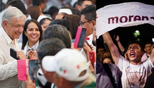 Por el bien de todos, ¡voto masivo por Morena!