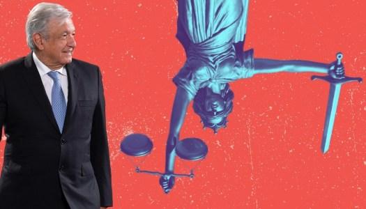El Poder Judicial es un elemento clave en el Golpe blando contra AMLO
