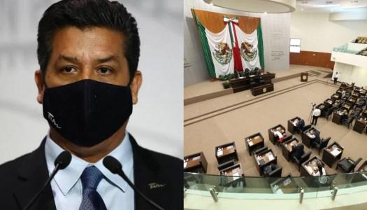 Cabeza de Vaca tras las cuerdas; Morena ganó mayoría en Tamaulipas