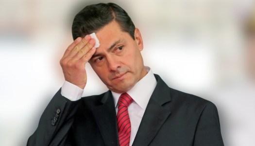 Estas son las razones por las que Peña Nieto debería enfrentar la justicia