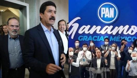 Madero y Corral: es un autoengaño pensar que el PAN le ganó a Morena