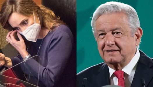 Lilly Téllez dedica iniciativa de juicio político a AMLO y la tunden en redes
