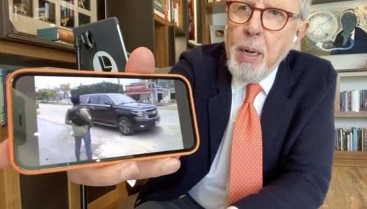 López-Dóriga niega compartir fake news tras ser exhibido en la mañanera