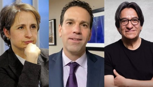 Loret hace nuevo montaje con videos de Aristegui y Julio Astillero
