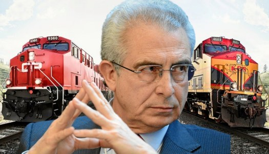 Ernesto Zedillo, el ex Presidente que privatizó el ferrocarril mexicano