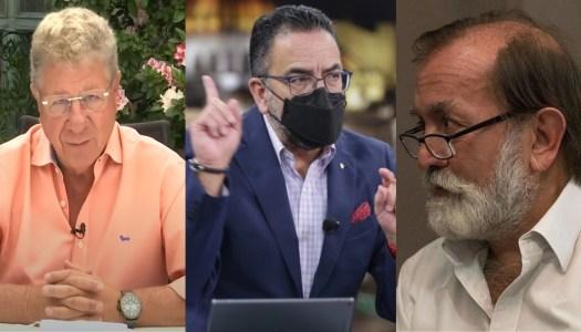 Carlos Alazraki y Javier Lozano atacan y amenazan a Epigmenio Ibarra