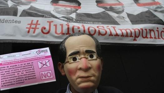 """Arrasa el """"Sí"""" en la Consulta Popular para enjuiciar a los ex Presidentes"""