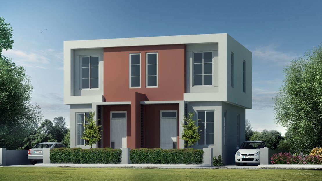 2 Bedroom Semi-Detached House for Sale in Tema – Community 25