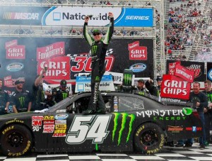 kyle-busch-victory-lane-nascar-nationwide-series-bristol-2013
