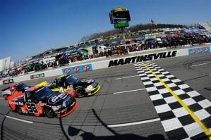 Camping World | Sauter Makes it Two In a Row