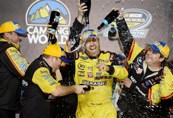 Camping World   Crafton Clinches Truck Series Title
