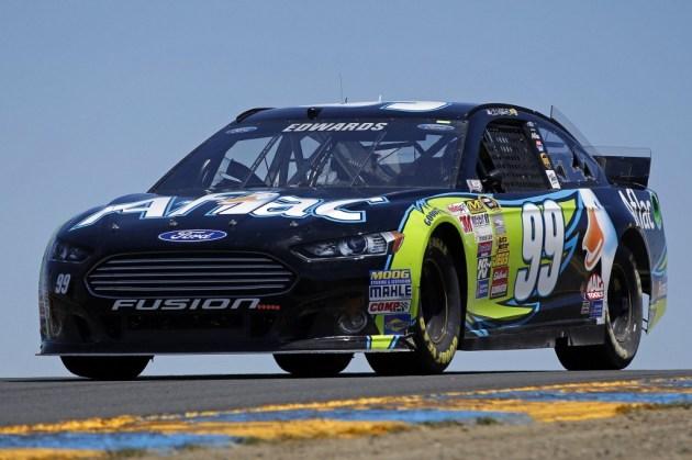 NASCAR Sprint Cup Series Toyota - Save Mart 350
