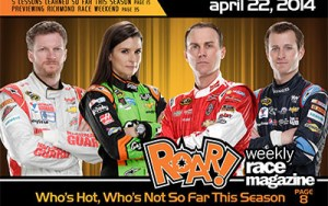 ROAR! April 22, 2014