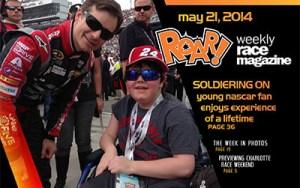 ROAR! May 21, 2014