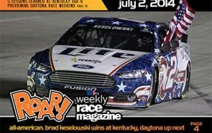 ROAR! July 2, 2014