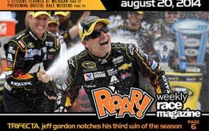 ROAR! August 20, 2014