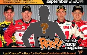 ROAR! September 3, 2014
