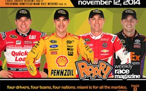 ROAR! November 12, 2014