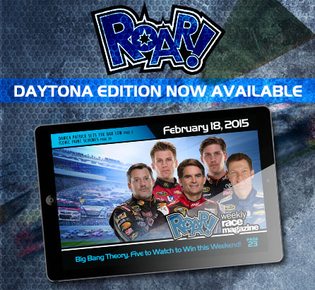 This Week's Daytona Preview Available for Free!