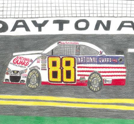 Draw NASCAR Entry