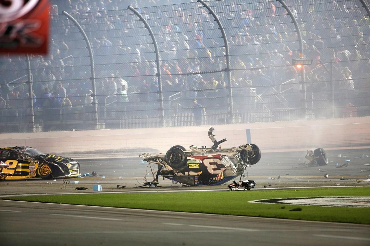 At Daytona International Speedway in Daytona, Florida on July 6, 2015. CIA Stock Photo