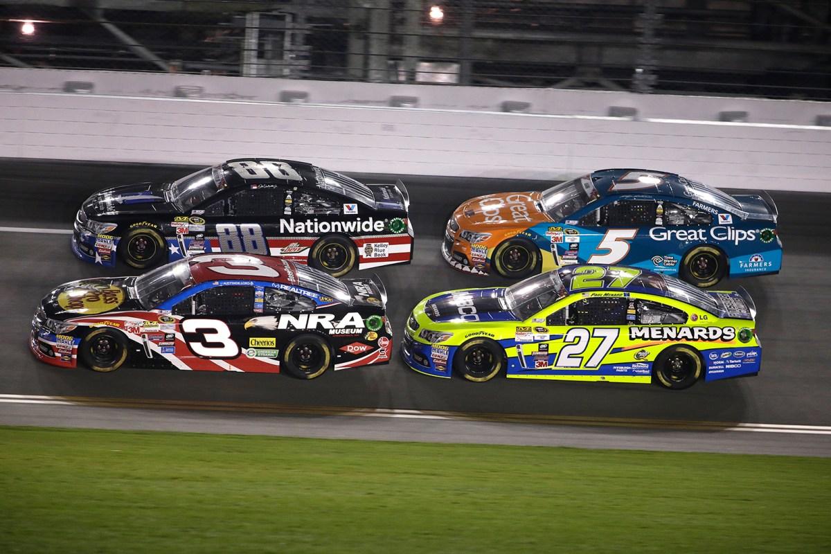 At Daytona International Speedway in Daytona, Florida on July 5, 2015. CIA Stock Photo