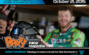 Talladega in October