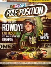 NASCAR Pole Position Year in Review 2015