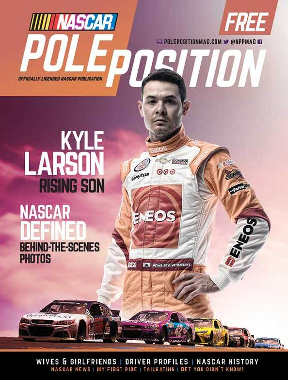 NASCAR Pole Position June/July