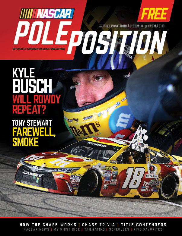 NASCAR Pole Position Oct/Nov