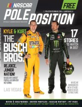 NASCAR Pole Position Las Vegas in March 2017