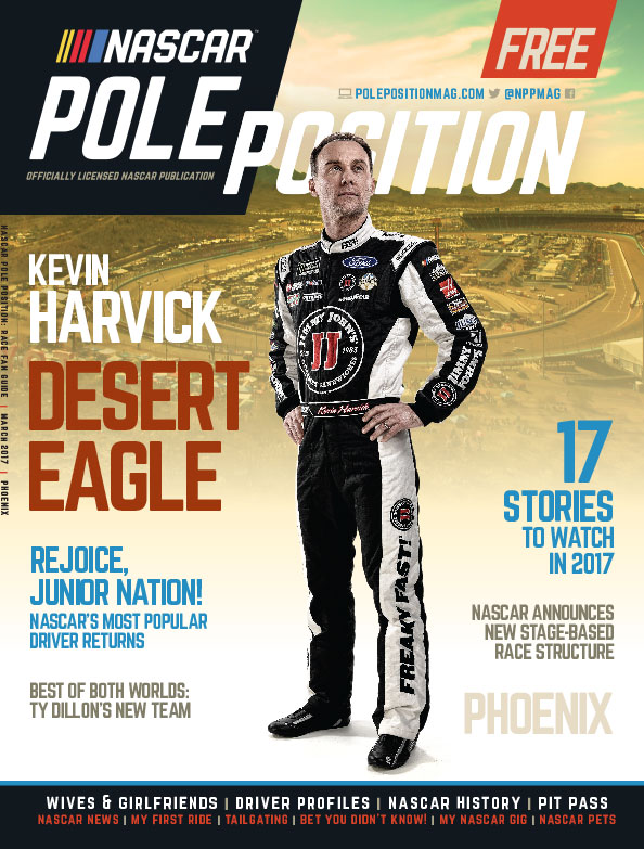 NASCAR Pole Position Phoenix in March 2017