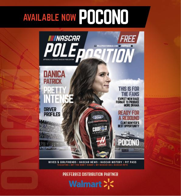 Pocono Edition of NASCAR Pole Position Now Available