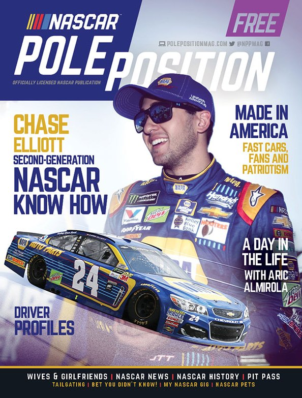 NASCAR Pole Position June/July 2017