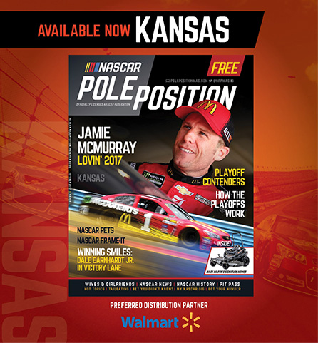 NASCAR Pole Position Kansas Edition Now Available