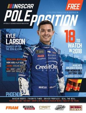 NASCAR Pole Position Phoenix in March 2018