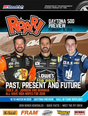 ROAR! 2018 Daytona Preview