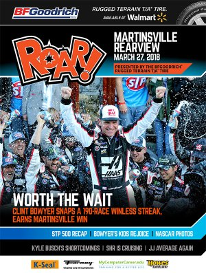 ROAR Martinsville Rearview March 2018