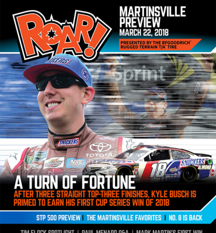 ROAR! Martinsville Race Weekend Preview March 2018