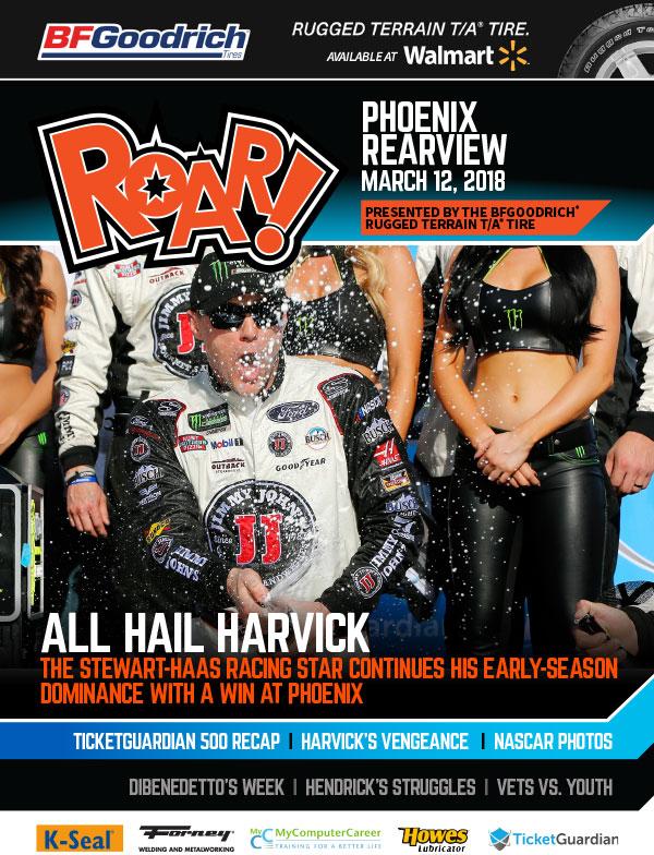 ROAR! Phoenix Race Weekend Review March 2018
