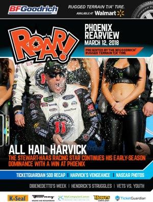 ROAR! 2018 Phoenix Rearview