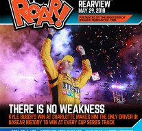 ROAR Charlotte Rearview May 2018