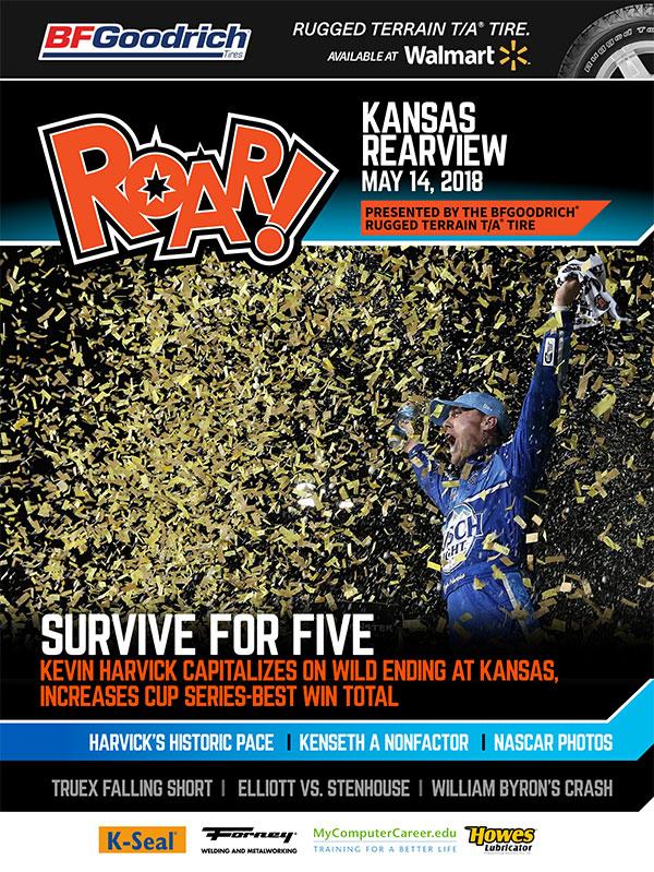 ROAR Kansas Rearview May 2018