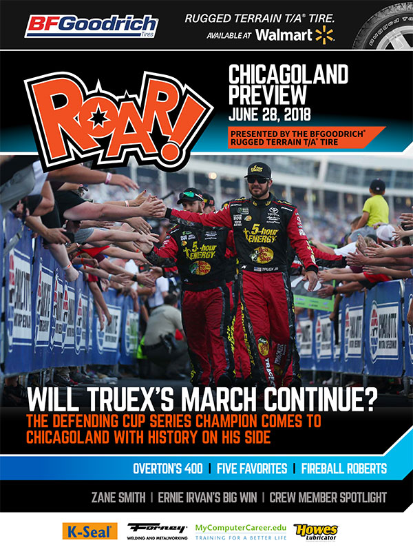 ROAR Chicagoland Preview June 2018
