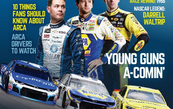 NASCAR Pole Position Aug/Sep Digital Magazine 2018