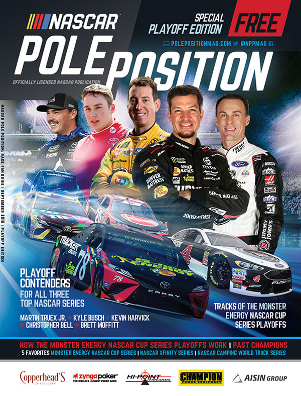 NASCAR Pole Position Playoffs Digital Magazine 2018
