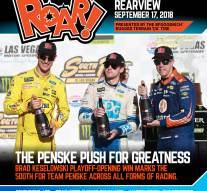 ROAR Las Vegas Rearview September 2018